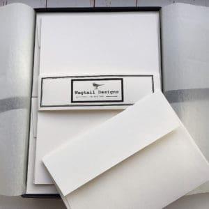 Writing paper plain