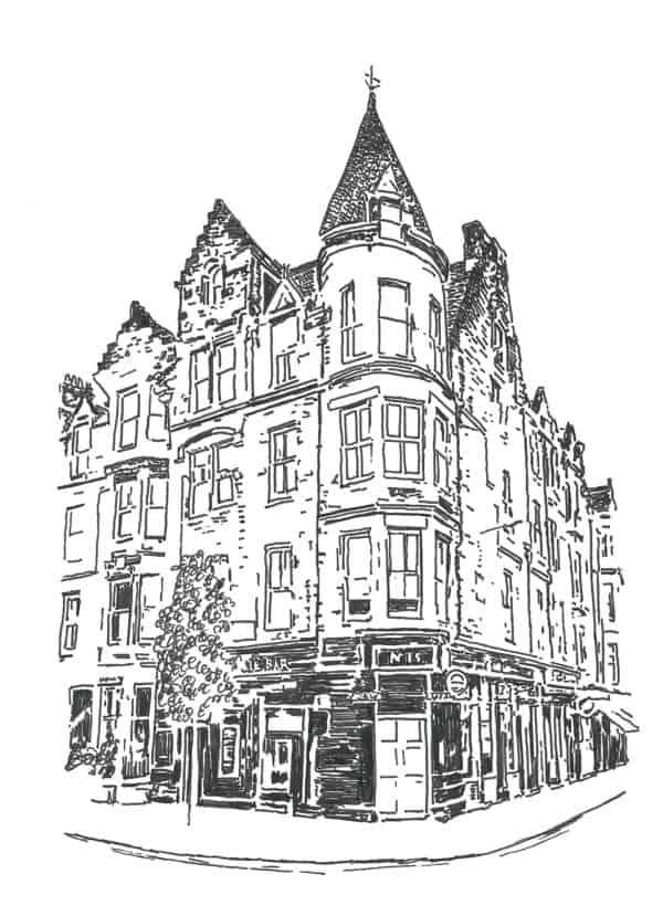 Venue Illustration