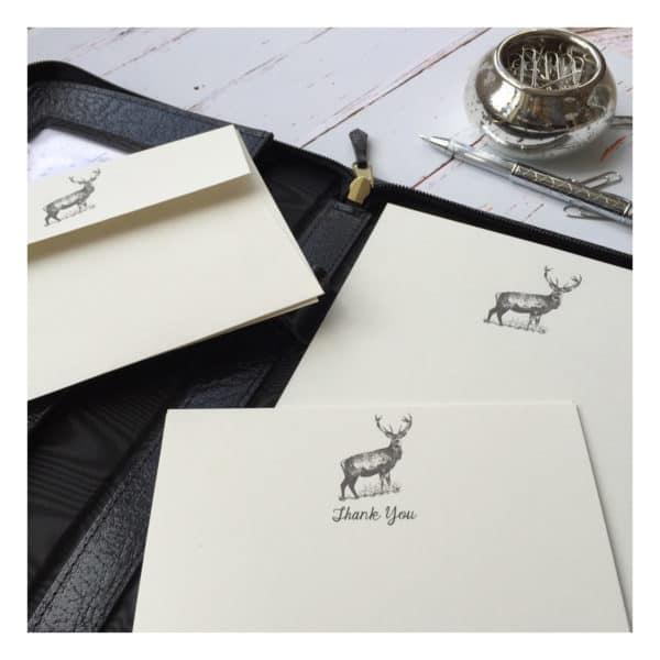 Luxury Leather Writing Case